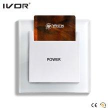 Energy Saver Key Card Netzschalter Hr-Es1000-Gl Glasrahmen