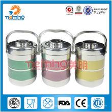 Potenciômetro térmico portátil de aço inoxidável 1.5L