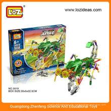 LOZ 3019 China Lieferant-elektronisches Ziegel Spielzeug