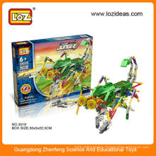 LOZ 3019 China Supplier-electronic bricks toy
