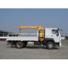 Straight Arm Truck Mounted Crane 5ton Mobile Crane