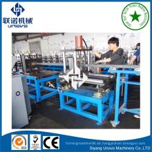 Dachrinne Metall Umformmaschine