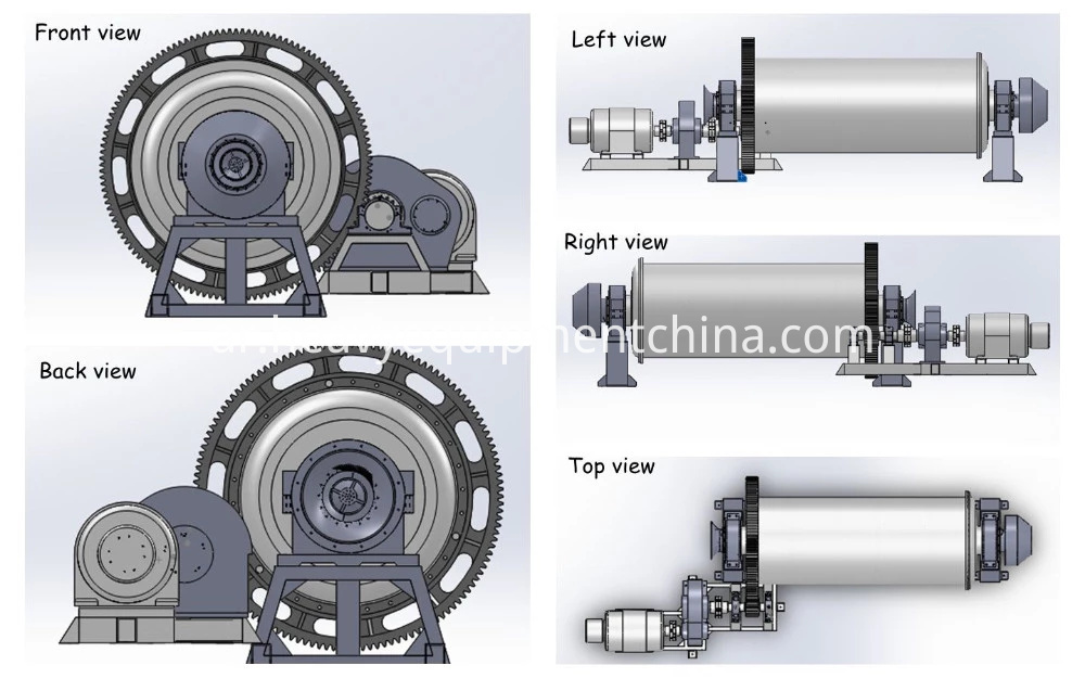 Sag ball Mill