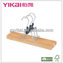 Adult wooden trousers/skirt hanger with difference size