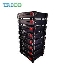 Grade A 48V 50Ah 100Ah 150Ah 200Ah 250Ah Solar Storage Lifepo4 Battery Pack lion battery