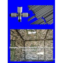Tienda de fibra de carbono para los militares