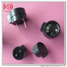 Buzina magnética de 9 mm e 4 mm a menor de 4 mm.