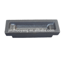 China manufacturer CNC machining OEM alloy steel casting part