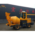 Mixer Beton Self-loading Ponsel
