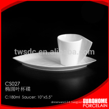 unique products 2016 from china white cheap tea cups