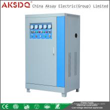 Горячий стабилизатор напряжения сервомотора с трехфазным полным стабилизатором SBW для медицинского оборудования, изготовленного в Китае