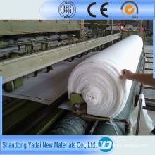 Geotêxtil perfurado agulha tecido não tecido do animal de estimação de PP