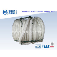 12 Strand Polyester Mooing Rope