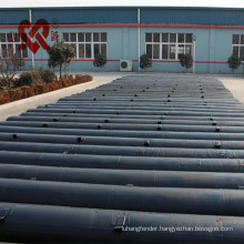 Marine sunken vessel salvage rubber airbag made in China