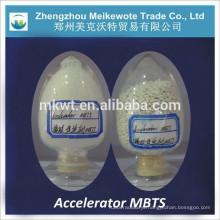 rubber vulcanization agent MBTS (CAS NO.:120-78-5) for rubber conveyor belt