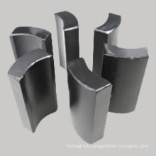 High Quality Strong Ferrite Arc Magnet for Sale