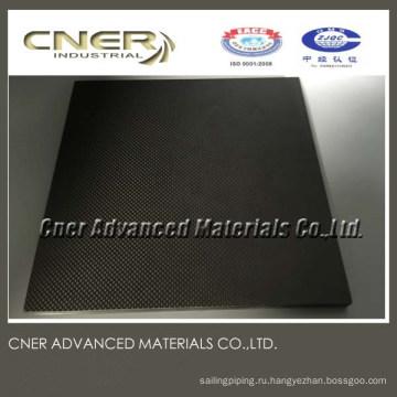 Хорошее качество 3K Углеродного волокна пластины и трубки, сделанные из профессионального углеродного волокна производителя