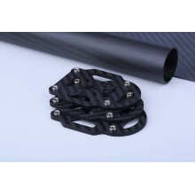 CNC Machined Parts Carbon Fiber Bottom Plate