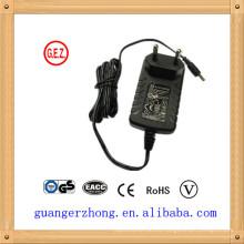 proveedor de China GS CE RoHS adaptador de corriente para equipos de oficina