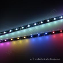 RGB multicolor UCS1903 levou chuva de meteoros chuveiro tubo de iluminação à prova d 'água chuveiro luz 3d