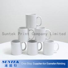 Sublimation 11oz Porcelain Mugs