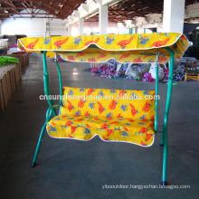 Deluxe 2 seats outdoor swing chair