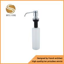Modern Wall Mount Liquid Soap Dispenser (AOM-9104)
