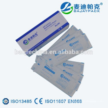 Autoclave stérilisant le papier poly sacs