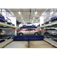 Система управления парковкой Обод Стерео Гараж Roll Forming Machine Индонезия