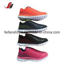 Chaussures de sport en gros de bonne qualité, chaussures de course à pied légères pour hommes