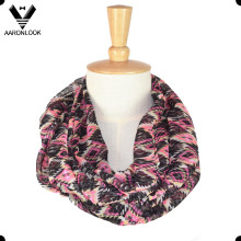 Colorido patrón de moda poliéster China foulard tribal
