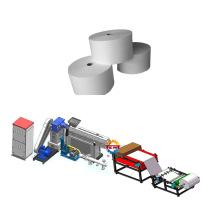 Melt Blown Machinery/600mm Melt Blowing Production Line