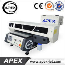 Outstanding Print Quality and Reliability of Flatbed UV Printer