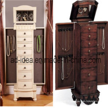 Customized Color Display/Popular Wooden Cabinet/Exhibition for Jewelry