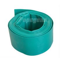 Black High Intensity Fiber Lay Flat Water Hose/Pipe