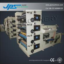 Jps850-4c Aluminum Foil Label Paper Roll Printer Machinery