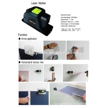 Laser-Markierungslinie Laser-Marker