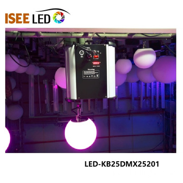 Tornos Led DMX Kinetic Led Esfera Ball