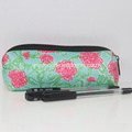 Full color printing neoprene pencil bags pouch