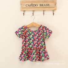 african pattern clothes girls popular sets red cotton t shirts polyester shorts