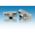 Carbon Steel Elbow Hydraulic BSPT Adaptor Fittings