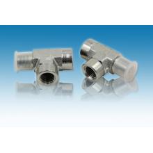 Carbon Steel Elbow Hydraulic BSPT Adapter Verschraubungen
