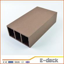 Durable wasserdichte Wpc Decking Board Einsatz in außen