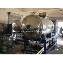 Production industrielle de machines de séchage à base de fruits et légumes en acier inoxydable