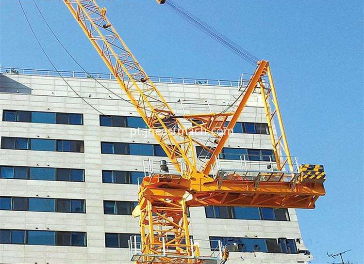 Luffing Tower Crane D230