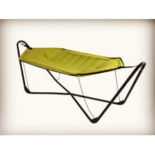 Hammock swing bed with steel stand