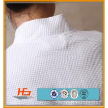 Best Fashion Dress White Walf Check Bathrobes For Star Hotel
