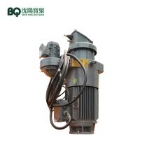 YTRVFW132M1-4F1 Motor de giro 5.5KW para guindaste de torre