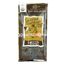 Whole Bean Packing Bag/Plastic Coffee Bag