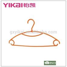 Slight cabide de plástico para saia camisetas calças bra também comprado por Walmart